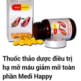 Thuốc thảo dược điều trị hạ mỡ máu giảm mỡ toàn phần của hautran60 tại Tiền Giang - 2689602