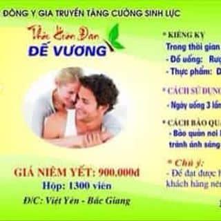 Thuốc thảo hoàn Đan đế vương của lutrang251292 tại Lào Cai - 1248244