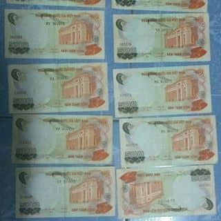 Tiền VN xưa hoa văn của sonvan18 tại Trà Vinh - 1796474