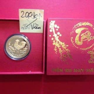 Tiền xu Gà 2017 của ninhnguyen1102 tại Điện Biên - 2440589