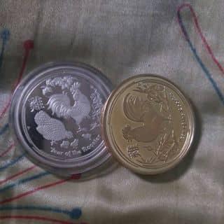 Tiền xu Úc lì xì Tết con Gà của thinhnguyen228 tại Cần Thơ - 2952999