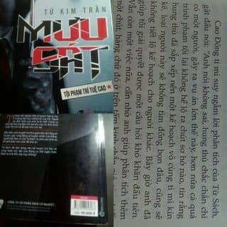 Tiểu thuyết trinh thám_Mưu sát_ của baotran276 tại 96 Quốc Lộ 1A, Thành Phố Sóc Trăng, Sóc Trăng - 1286234