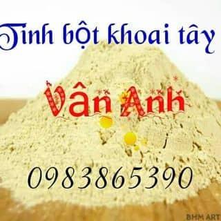 Tinh bột khoai tây nguyên chất của anhkotavan tại Vĩnh Phúc - 3182764
