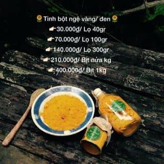 Tinh bột nghệ nguyên chất 100% của momoory tại Hồ Chí Minh - 1114069