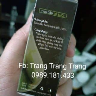 Tinh dau bưởi của sukiphamtrang tại Bình Dương - 3145677
