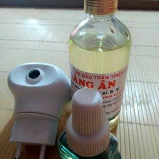 Tinh dầu tràm và máy xông của bongbap tại 2 Phan Đình Phùng, Thành Phố Hà Tĩnh, Hà Tĩnh - 848843