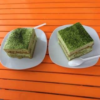 Tiramisu trà xanh  của quynhnhu443 tại 549 Trần Hưng Đạo, Phường 6, Thành Phố Tuy Hòa, Phú Yên - 918500