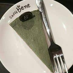 Tiramisu trà xanh của Uyên Minh tại Caffe Bene Vietnam - Đồng Khởi - 1180042