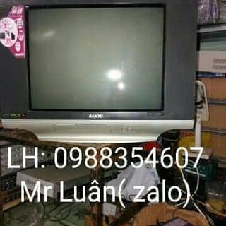 tivi sanyo 21 inch của thanhluan12112016 tại Ấp Phú Khương,  Xã Phú Túc, Huyện Châu Thành, Bến Tre - 1771975