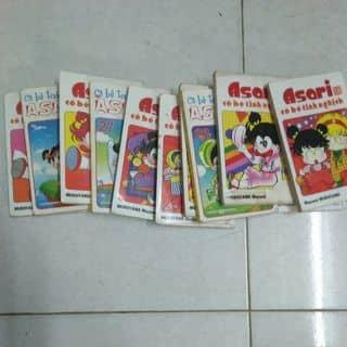 Tl mấy cuốn truyện asari cô bé tinh nghịch còn mới  của trieumiko tại Phú Yên - 2807121