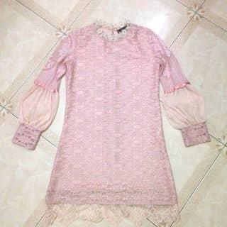 TL váy ren hồng của rabbit9x1o2 tại Phú Thọ - 2854569