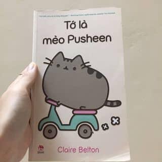 """""""Tớ là mèo Pusheen"""" của linknai tại Hồ Chí Minh - 3373322"""