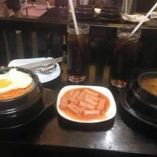 Tobokki + cơm trộn + canh kim chi của quynhtran56 tại 155 Lạch Tray, Quận Ngô Quyền, Hải Phòng - 983259
