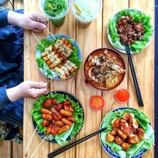 Tobokki gà mật ong + mì tương đỏ hải sản của windy.smile.90 tại 23 Lương Hữu Khánh, Quận 1, Hồ Chí Minh - 628136