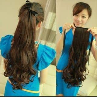 Tóc cột xoăn đuôi ❤️❤️❤️ của hani.hair tại 01663156101, Quận 1, Hồ Chí Minh - 919623