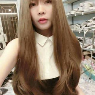 Tóc xoăn dài nâu vàng của rishy tại Đắk Lắk - 840533