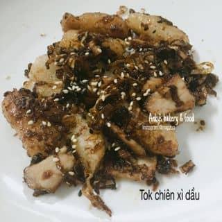 Tokbokki chiên xì dầu  của myduyen7 tại 01245080196 , 343/51 Phan Xích Long, Quận Phú Nhuận, Hồ Chí Minh - 474100