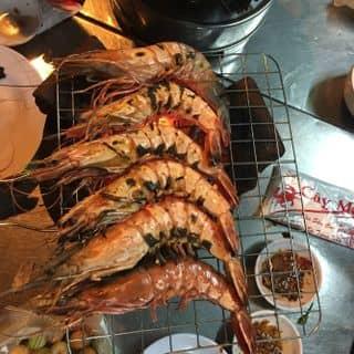Tôm nướng của phamthithu tại 18/3 Nguyễn Lâm, phường 6, Quận 10, Hồ Chí Minh - 501380