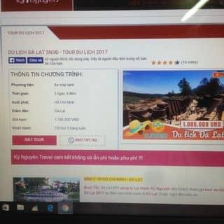 Tour du lịch giá rẻ hàng tuần của jaynel tại Hồ Chí Minh - 2928419
