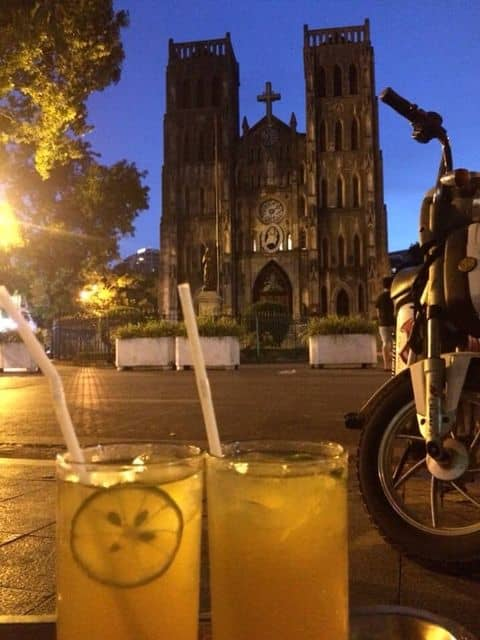 Vietnam nightlife: Image result for tra chanh by night