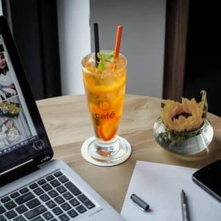 trà đào  của romancelove141191 tại 12 Nguyễn Văn Cừ, Vĩnh Ninh, Thành Phố Huế, Thừa Thiên Huế - 579224