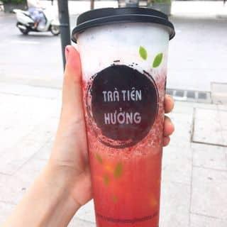 Trà Dâu Macchiato của strawberrygirl144 tại 105 Nguyễn Huệ, Bến Nghé, Quận 1, Hồ Chí Minh - 3852211