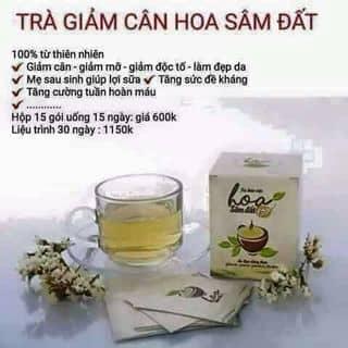 Trà giảm can HOA SÂM ĐẤT  của manho10 tại Đồng Nai - 3205117