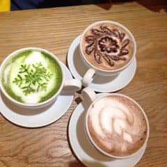 Trà matcha trà xanh của 🎀 Thương Mint 🎀 tại Urban Station Coffee Takeaway - Xuân Thuỷ - 2476710