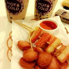 Hot & Cold - Trà Sữa & Xiên Que - Sư Vạn Hạnh