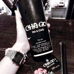 Trà sữa Chago trân châu của Mạnh Cường tại ChaGo Tea & Cafe - Hàng Buồm - 1967746