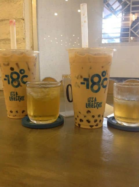 Trà sữa không vị - 721656 tuongvy6699 - Trà Sữa Âm 18 Độ C - Quang Trung - 56 - 58 Quang Trung, Quận Gò Vấp, Hồ Chí Minh