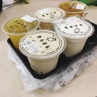Trà sữa KOI của kiki193 tại 76 Ngô Đức Kế, Bến Nghé, Quận 1, Hồ Chí Minh - 3154354
