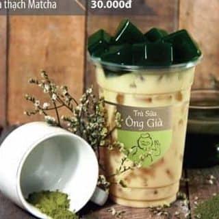 Trà sữa Ông Già - Thạch Matcha - 30k của vietnammm.com tại Hồ Chí Minh - 3184203