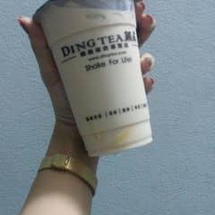 Trà sữa thạch pudding của Thị Mai Linh Đỗ tại Ding Tea - Hàng Cót - 2276244