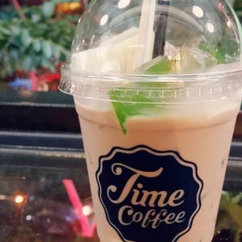 Các hình ảnh được chụp tại Time Coffee & Foods