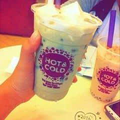 Trà sữa trà xanh khúc bạch phô mai của TrầnNguyễnPhanViệtTrinh tại Hot & Cold - Trà Sữa & Xiên Que - Sư Vạn Hạnh - 1576345