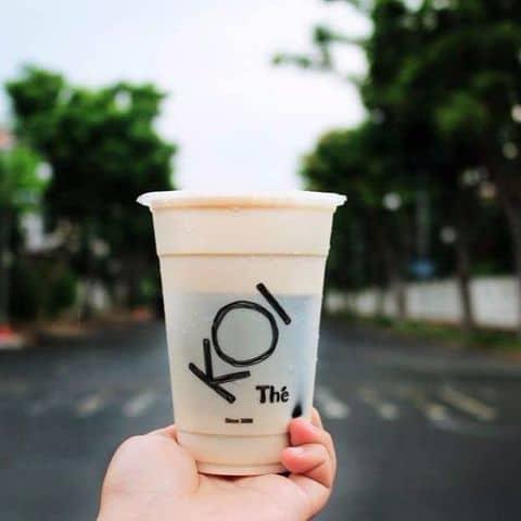 Các hình ảnh được chụp tại KOI Thé Vietnam - Cao Thắng