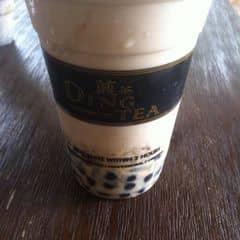 Trà sữa vani, trân châu, thạch dừa ( side M ) của Nhi Uyên tại Ding Tea - Thái Hà - 2518012