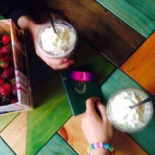 Trà xanh đá xay - Thức Coffee của thule010596 tại 320 Nguyễn Thái Sơn, phường 4, Quận Gò Vấp, Hồ Chí Minh - 2941498
