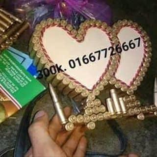 Trái tim được làm bằng vo đạn ạ ! của gxcne2 tại Quảng Ngãi - 2774328