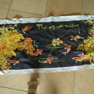 Tranh chử thập cá và hoa mẩu đơn. của luongquynh13 tại Cà Mau - 2764622
