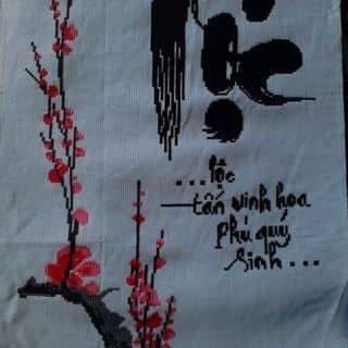 Tranh chữ thập tết của susucute tại Tiền Giang - 2051817