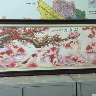 Tranh đá cửu ngư đi ạ của thuhuongyb tại Shop online, Huyện Lục Yên, Yên Bái - 1210405
