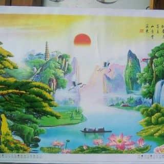 💝💖 Tranh đính đá PHONG CẢNH (đã gia công chưa khung) của nguyenthihonghoa4 tại 39 Bà Triệu, Thành Phố Kon Tum, Kon Tum - 4464450