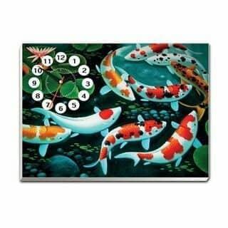 Tranh đồng hồ của vinhsinh tại 571 Huỳnh Tấn Phát, Quận 7, Hồ Chí Minh - 2915900