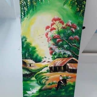Tranh sơn dầu của niunhu tại Hồ Chí Minh - 2464177