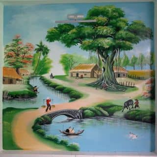 Tranh sơn dầu của niunhu tại Hồ Chí Minh - 2464395