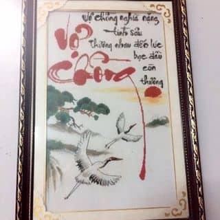 Tranh thêu chữ thập của thoitrangcaocap1 tại Cần Thơ - 1698973