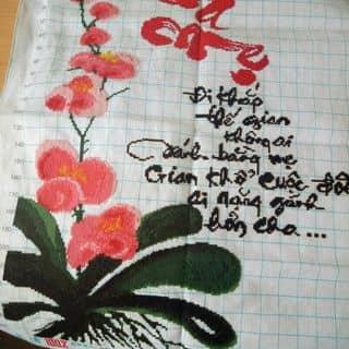 Tranh thêu chữ thập của quyentran96 tại Lai Châu - 1702848