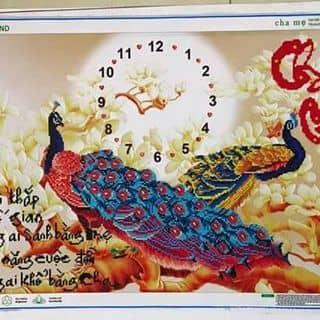 Tranh thêu khổng tước của hunglinhbi tại Quỳnh Văn, Huyện Quỳnh Lưu, Nghệ An - 1514943